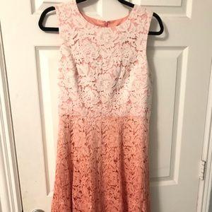 Trina Turk Size 10 Pink dress